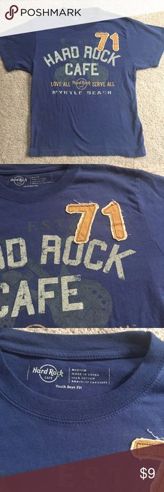 HRC Myrtle Beach Very good condition. Hard Rock Cafe Shirts & Tops Tees - Short Sleeve