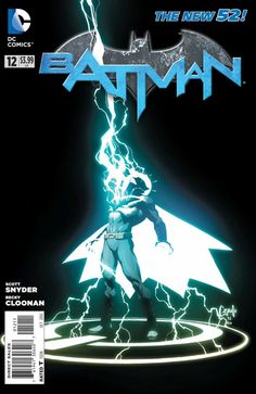 Batman #12 - Ghost in the Machine