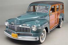 1947 Mercury 79M Wagon