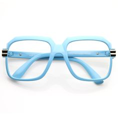 1ae171fc603 Party Retro Neon Color Square Clear Lens Glasses 8721