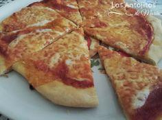 Pizza Margarita - Los Antojtos de María