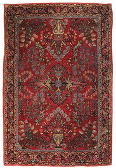 The Persian Rug Is The Soul Of The Room And Tells A Story