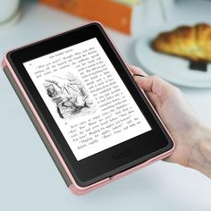 The best cases and covers for Kindle Paperwhite e-readers, from faux leather to genuine leather options, to cases that stand. Kindle Paperwhite Case, Kindle Case, Best Kindle, Amazon Kindle, Reading Adventure, What Is Digital, Home Exercise Routines, Book Aesthetic, Book Nerd