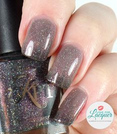 Swatch by @loveforlacquer