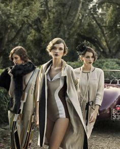 The Great Gatsby on Fashion Served