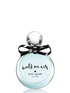 walk on air by kate spade new york is a fragrance that celebrates the graceful confidence of its wearer. sweet and tender layers of lily of the valley—the flower of happiness and joy—magnolia and crin