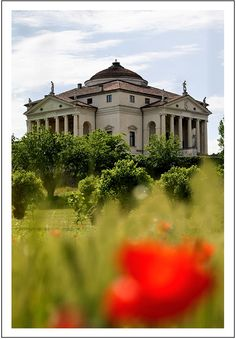 The Villa Capra, Palladio - , Vicenza Copyright: Johannes Becker