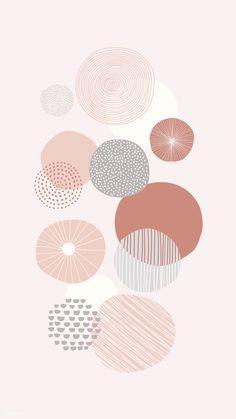 Pretty in Pastels: Fresh, Modern + Organic Wedding Inspiration in Los Angeles - Green Wedding Shoes Doodle Background, Iphone Background Wallpaper, Pastel Wallpaper, Aesthetic Iphone Wallpaper, Aesthetic Wallpapers, Background Patterns, Iphone Background Vintage, Cute Wallpaper Backgrounds, Cute Wallpapers