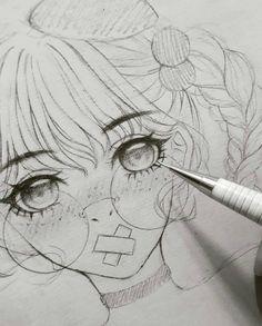 Manga Drawing Tips Anime Manga Drawing, Manga Art, Drawing Sketches, Anime Art, Drawing Faces, Drawing Tips, Figure Drawing, Drawing Ideas, Manga Anime