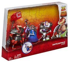 Disney Toy Story That Time Forgot Battleopolis (3-Pack)