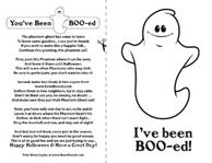 """Free printable """"Office Boo"""" :0)"""