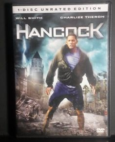 "Hancock DVD - Widescreen - Sony Pictures Home Entertainme - Toys""R""Us Hancock 2008, The Smiths, Movie Gifs, I Movie, Will Smith Movies, I Am Legend, Sony Pictures Entertainment, Isaac Asimov, Popular"