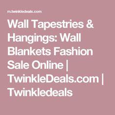 Wall Tapestries & Hangings: Wall Blankets Fashion Sale Online | TwinkleDeals.com | Twinkledeals
