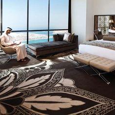 #Jumeirah at Etihad Towers, Abu Dhabi #hotel – click image for review