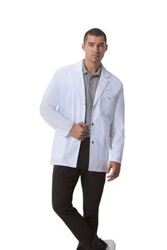 087f68e226c Dickies Medical 81403 Saco Medico de Caballero. Vet ScrubsMedical ScrubsCheap  ScrubsDental UniformsLab CoatsPopular Mens FashionMen ...