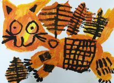Kočičí mimikry... Práce předškoláků. Tigger, Disney Characters, Fictional Characters, Art, Art Background, Kunst, Performing Arts, Fantasy Characters, Art Education Resources