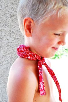 """Tutorial to make """"neck chillers"""" ... cool way to beat the heat"""