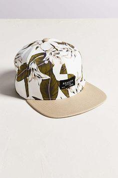 Reason Hawaii Snapback Baseball Hat - Urban Outfitters 0d4d91e8281