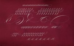 Bruno Gigarel. Do facebook do coffee calligraphic associations.