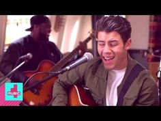 Nick Jonas - Jealous (Live acoustic) - YouTube