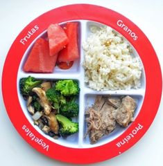 Choose MyPlate Crockpot Stir Fry meal from Super Healthy Kids Healthy Toddler Meals, Healthy Snacks, Healthy Eating, Healthy Recipes, Toddler Nutrition, Healthy Fruits, Crockpot Recipes, Family Meals, Baby Health