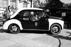 "France - renault 4cv ""pie"" 1955"