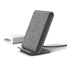iOttie iON Wireless Fast Charging Stand Charger Qi-Certified for iPhone XS Max R 8 Plus for Samsung Note 9 (Includes USB C Cable & AC Adapter) Dual Charge Feature - Ash - Walmart Inventory Checker - BrickSeek Id Design, Modern Design, Logo Design, Wireless Charging Pad, Samsung S9, Samsung Galaxy, Note 9, New Iphone, Phone Holder