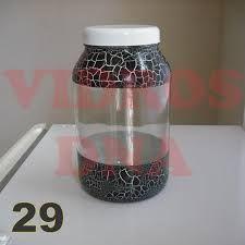 Resultado de imagem para Transforma frascos y tarros en maceta