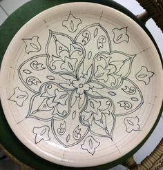 Butterfly Watercolor, Butterfly Wallpaper, Blue Pottery, Ceramic Pottery, Pottery Painting, Ceramic Painting, Clay Pot Crafts, Cup Art, Islamic Wall Art