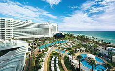 Christys birthday location: Fountainbleau Miami beach.