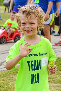 Support our Walk-Run for #williamssyndrome