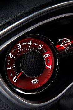 2016 Dodge Charger SRT Hellcat Interior