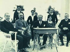 Gerçek Tarih Dergisi: Mustafa Kemal Atatürk Arkadaşlarıyla