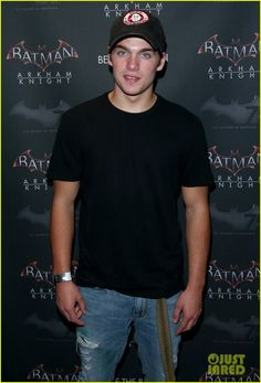 Dylan Sprayberry at Comic-Con for Batman's 75th Anniversary!