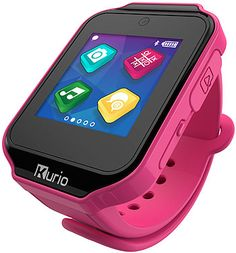 The Kids Smart Watch is a great example of the Kurio watch range. You can buy with confidence that your Kids Smart Watch is fully covered by the official Kurio warranty. Best Kids Watches, Cute Watches, Stylish Watches, Smartwatch, Rolex, Pink Images, Toys Uk, Kids Store, Color Rosa