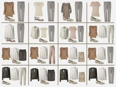 Capsule wardrobe inspired by Art: An Interior from Architectural Digest   The Vivienne Files