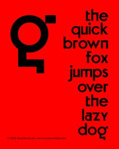 Type experiments on Behance
