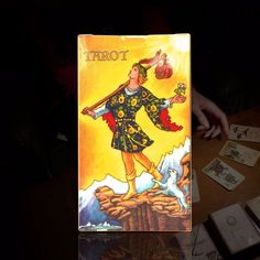 New Radiant Rider Tarot Cards