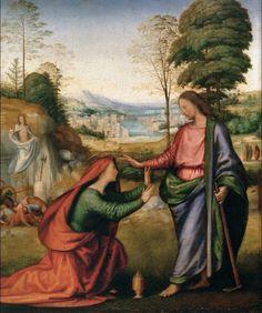 Easter Recognition / Fra Bartolomeo