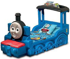 Little Tikes Thomas & Friends Train Toddler Bed