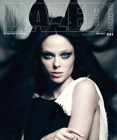 Coco Rocha Covers emDazed & Confused Korea/em September 2011
