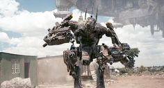 From power armor to giant robots: Meet the mech suit. Halo Film, Aliens, Jack The Giant Slayer, Neill Blomkamp, Movie Hall, Alien Life Forms, Alien Character, Sci Fi Films, Good Movies To Watch
