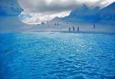 ...B L U E... - , South Shetland Islands