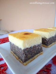 Blueberry and almond cake - HQ Recipes Polish Desserts, Polish Recipes, Polish Food, Baking Recipes, Cake Recipes, Dessert Recipes, Different Cakes, Almond Cakes, Savoury Cake