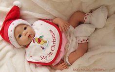 Reborn Baby Alica Faye, Luca, by Knoops