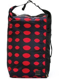 MARNI Marni X Porter Backpack. #marni #bags #polyester #backpacks #