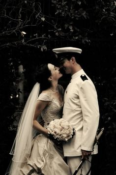 Military wedding   Photography by http://pruevickery.carbonmade.com/projects/4167965