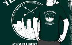 T-Shirt want.... Team Arrow by ftskim