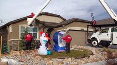 Decorated Family Program Lights Up The House Of Wounded Soldier