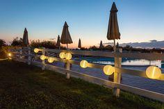 Le decorazioni luminose ad energia solare rappresentano un nuovo modo, originale…